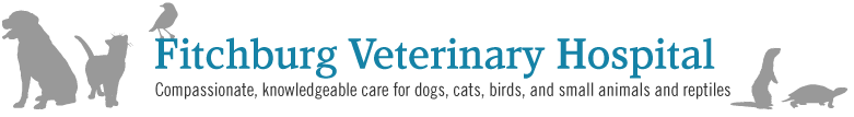 Fitchburg Veterinary Hospital logo